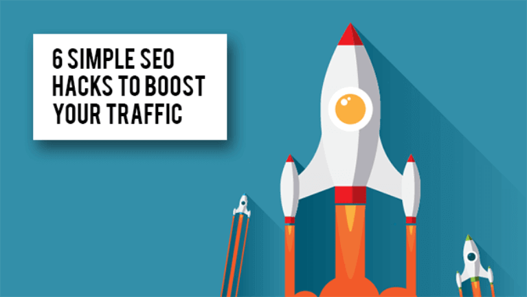 6 Easy Ways To Boost Your Website Traffic