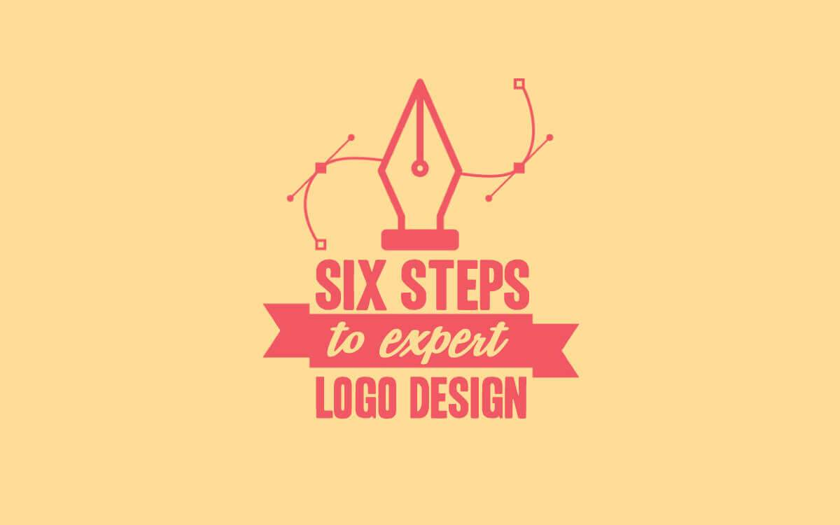 Six steps to expert logo design
