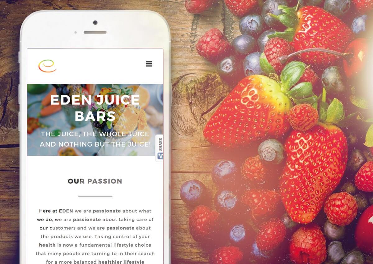 Eden Juice Bars