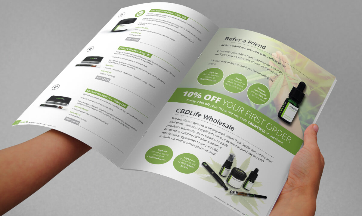 CBDLife UK Brochure