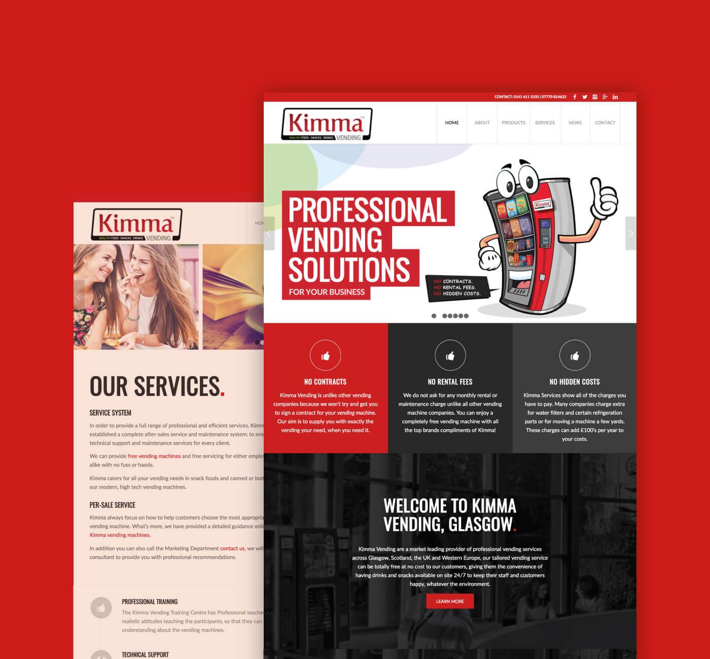 Kimma Vending Web 1