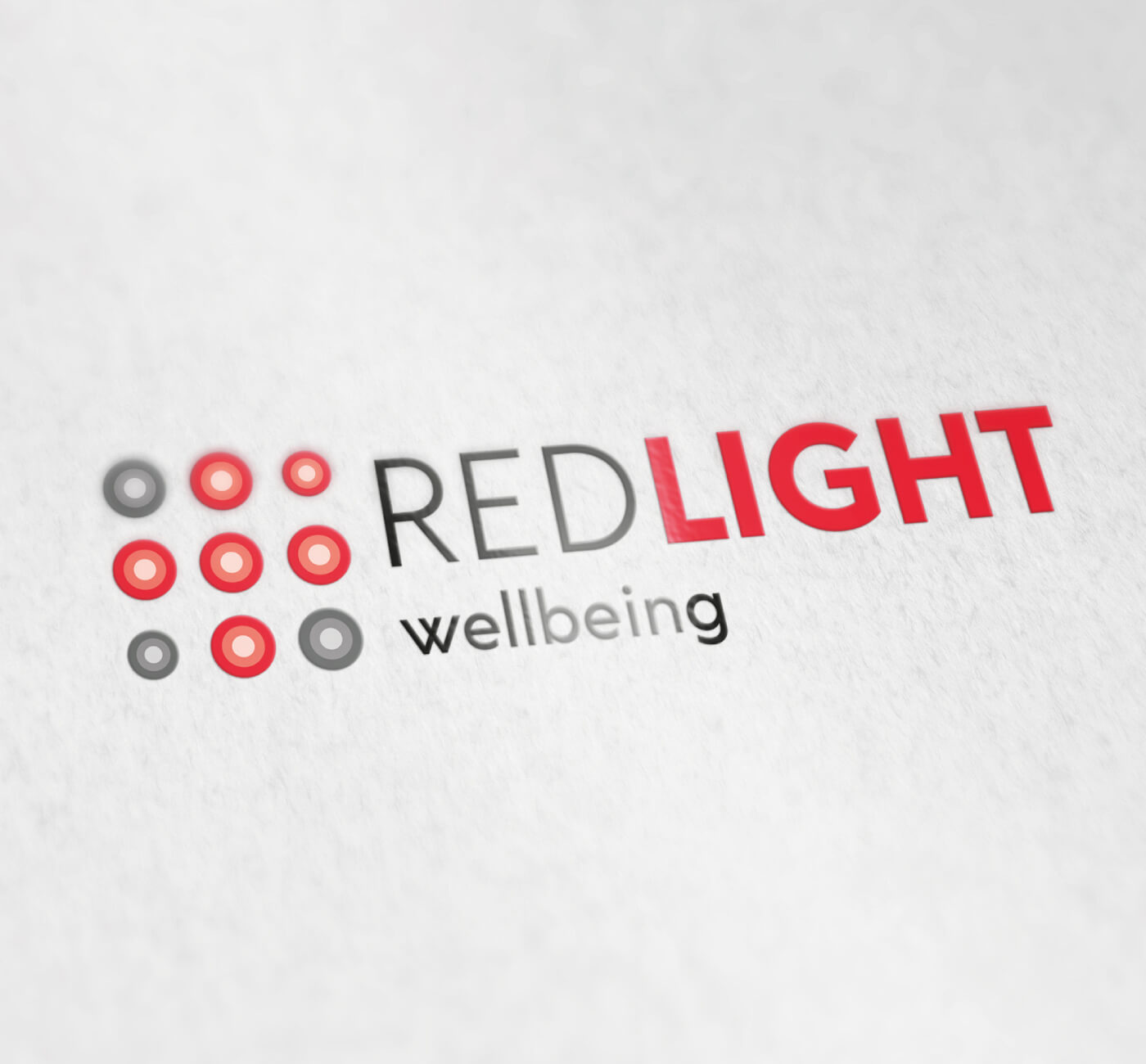 red light wellbeing logo