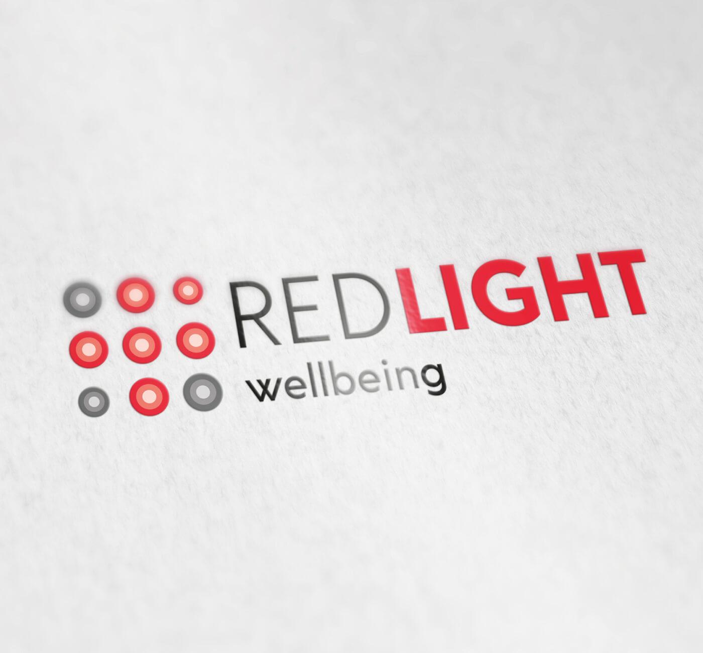 red light wellbeing logo