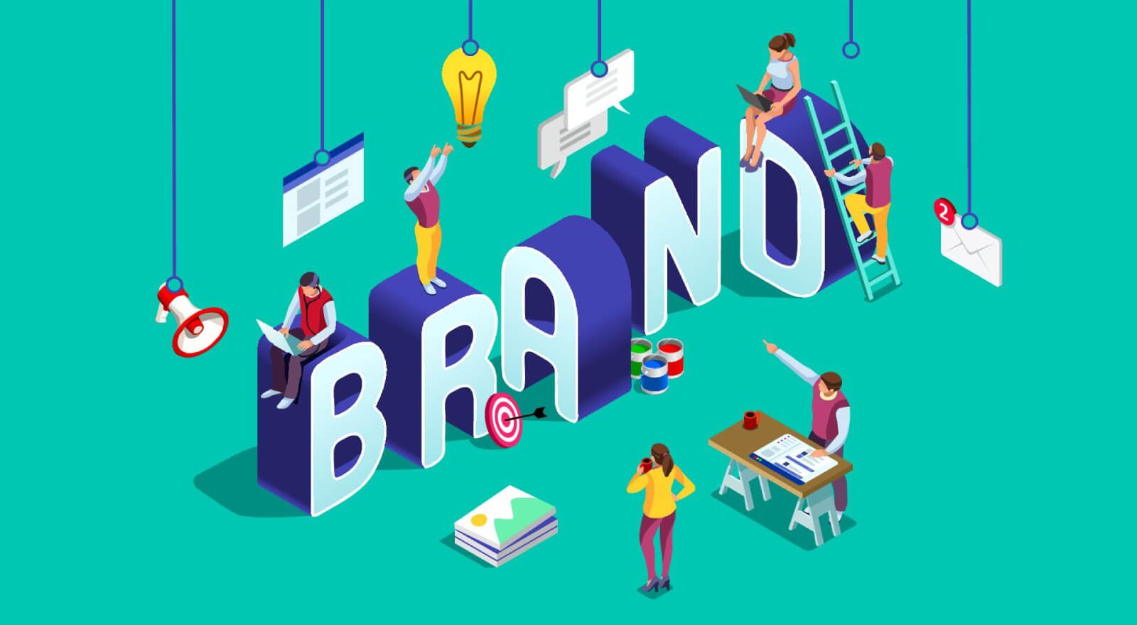 You are currently viewing 7 Ways A Branding Agency Can Help Your Business